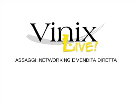 Vinix Live! 24 Ottobre 2009 a Cascina Tollu